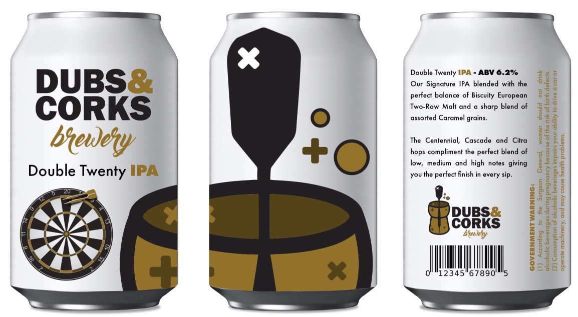 Conceptual Beer Can - Product Line Genesis