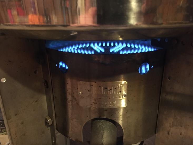 Blichmann Hellfire Burner